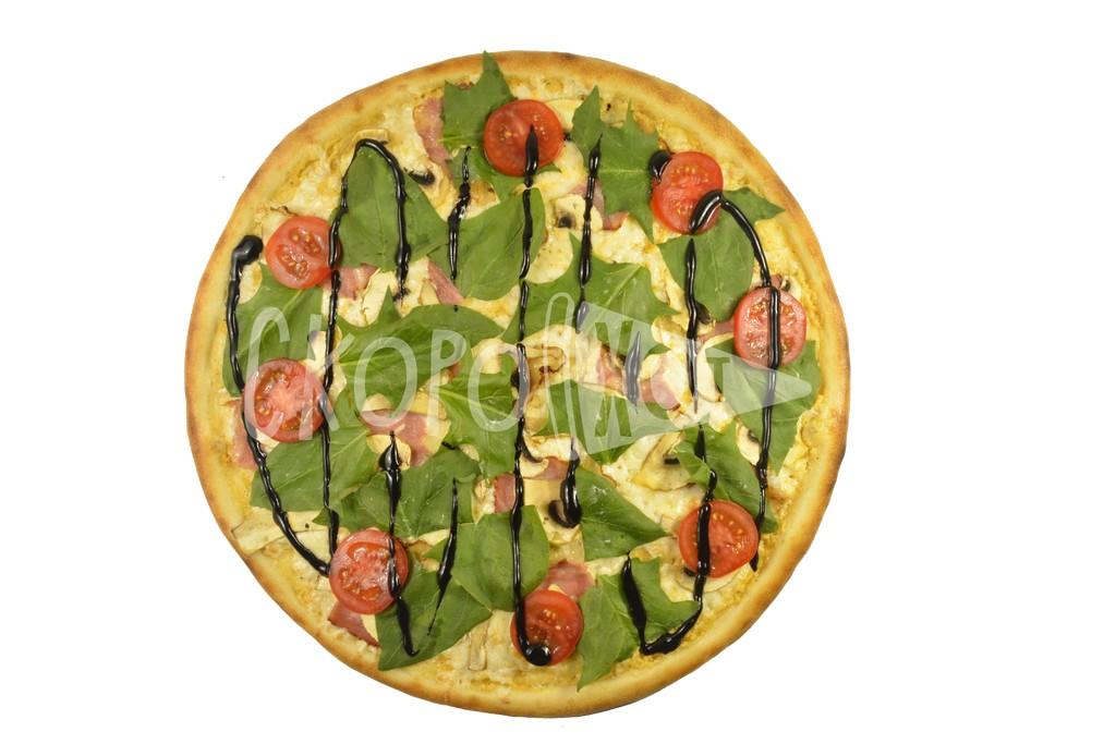 Green-пицца