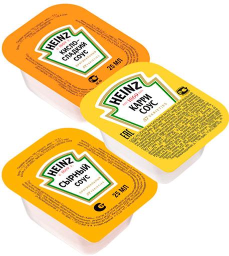 3 соуса по цене 2х - 0
