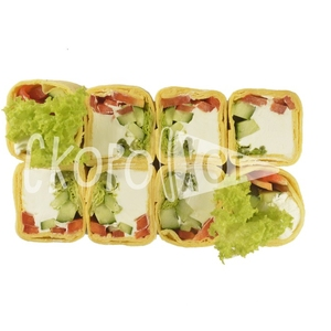 Тортилья овощная