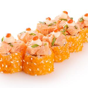 Тайский лосось